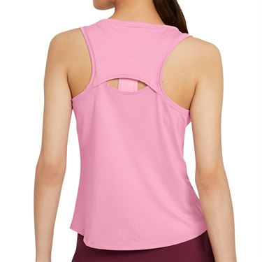 Nike Court Victory Tank Womens Elemental Pink/White CV4784 698