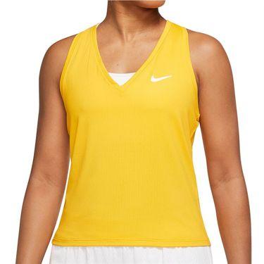 Nike Court Victory Tank Womens University Gold/White CV4784 739