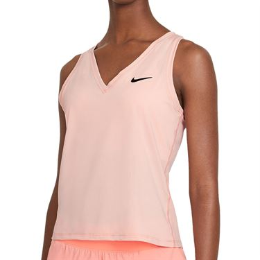 Nike Court Victory Tank Womens Artic Orange/Black CV4784 800