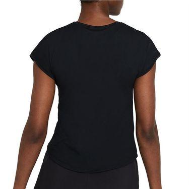 Nike Court Victory Top Womens Black/White CV4790 010