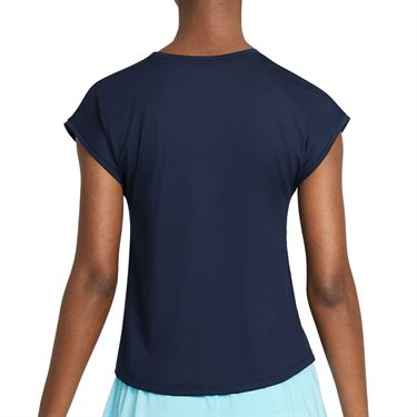 Nike Court Victory Top Womens Obsidian/White CV4790 451