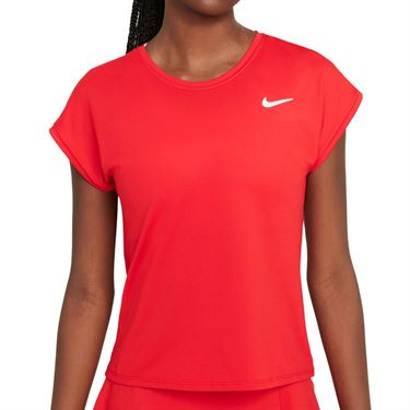 Nike Court Victory Top Womens University Red/White CV4790 658