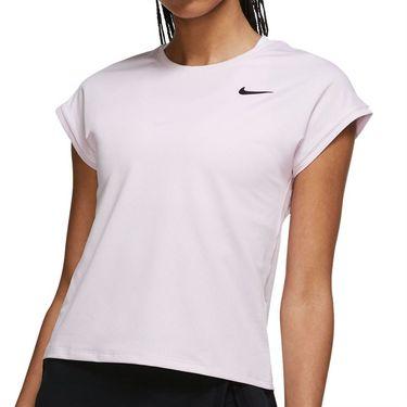 Nike Court Victory Top Womens Regal Pink/Black CV4790 695
