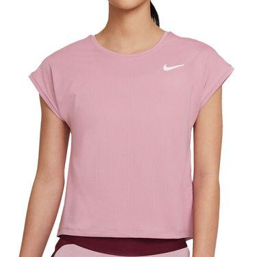 Nike Court Victory Top Womens Elemental Pink/White CV4790 698