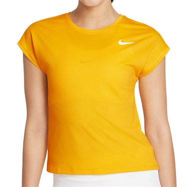 Nike Court Victory Top Womens University Gold/White CV4790 739