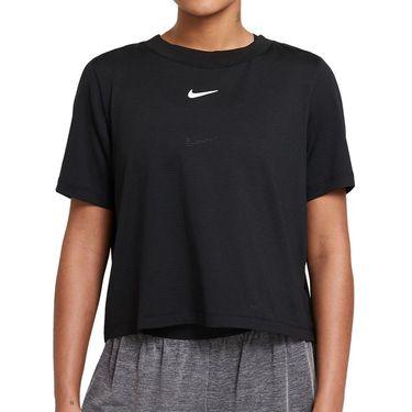 Nike Court Advantage Top Womens Black/White CV4811 010