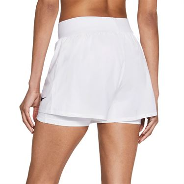 Nike Court Dri FIT Victory Short Womens White/Black CV4817 100