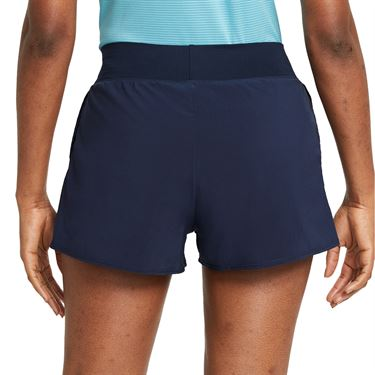 Nike Court Dri FIT Victory Short Womens Obsidian/White CV4817 451