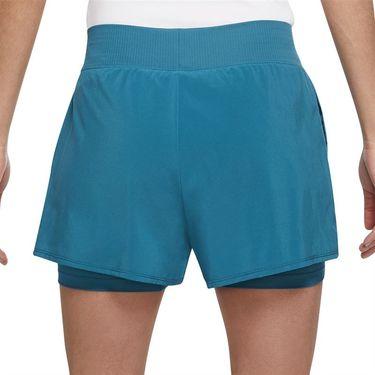 Nike Court Dri FIT Victory Short Womens Brigade Blue/White CV4817 453