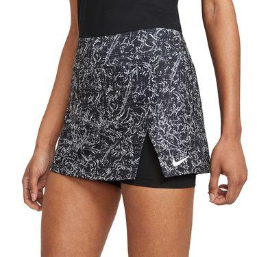 Nike Court Victory Skirt Womens Black/White CV4840 010