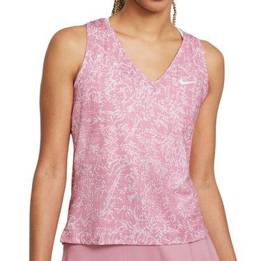 Nike Court Victory Tank Womens Elemental Pink/White CV4851 698