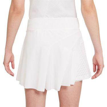 Nike Court Dri Fit Advantage Slam Skirt Womens White/Black CV4861 100