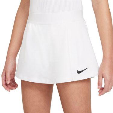 Nike Court Girls Victory Skirt White/Black CV7575 100