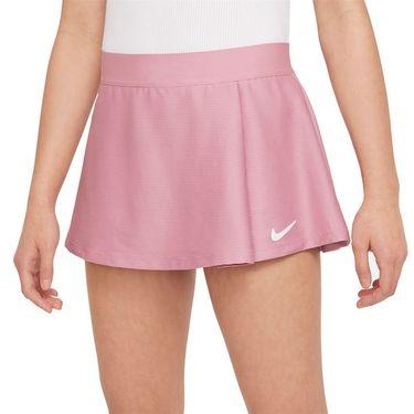 Nike Court Girls Victory Skirt Elemental Pink/White CV7575 698
