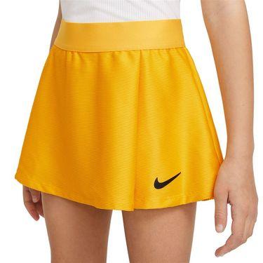 Nike Court Girls Victory Skirt University Gold/Black CV7575 739