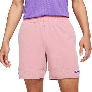 Nike Court Dri Fit Advantage Slam Short - Elemental Pink/Wild Berry