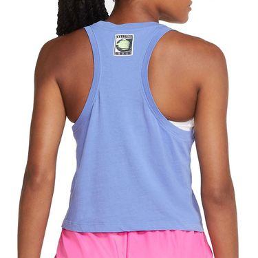Nike Court Tank Womens Sapphire CW1536 500