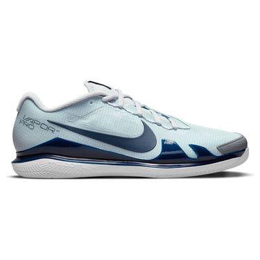 Nike Court Air Zoom Vapor Pro Mens Tennis Shoe - Pure Platinum ...
