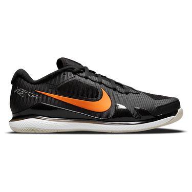 Nike Court Air Zoom Vapor Pro Mens Tennis Shoe Black/Sunset/White/Light Bone CZ0220 010