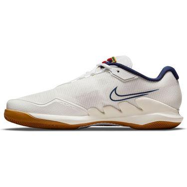 Nike Court Air Zoom Vapor Pro Mens Tennis Shoe Summit White/Binary Blue/White/Sail CZ0220 133
