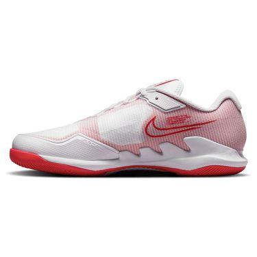 Nike Court Air Zoom Vapor Pro Mens Tennis Shoe White/University Red CZ0220 177