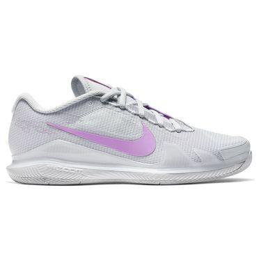 Nike Court Air Zoom Vapor Pro Womens Tennis Shoe Photon Dust/Fuchsia Glow/White CZ0222 008