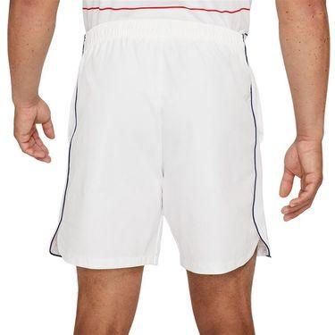 Nike Court Dri Fit Slam Shorts Mens White DA4354 100