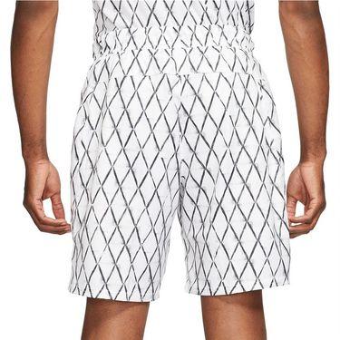 Nike Dri Fit Victory Short Mens White/Black DA4372 100