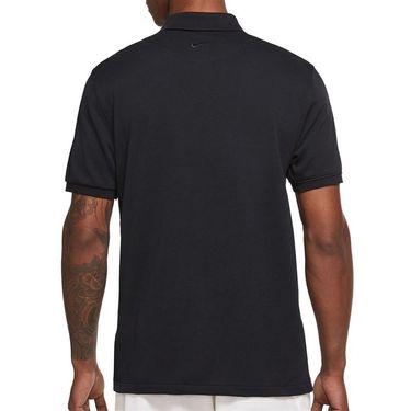 Nike The Nike Polo Shirt Mens Black DA4379 010