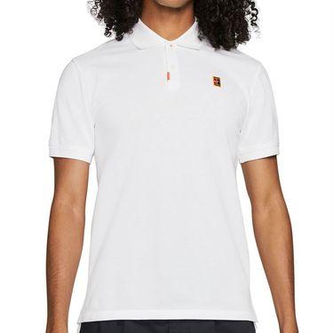 Nike The Nike Polo Shirt Mens White DA4379 101