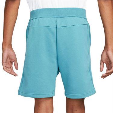 Nike Court Dri Fit Short Mens Rift Blue DA4383 415
