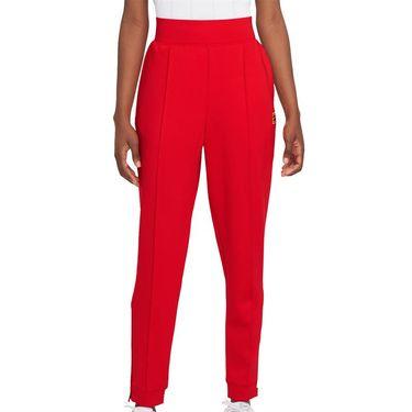 Nike Court Dri Fit Pant Womens University Red DA4722 657