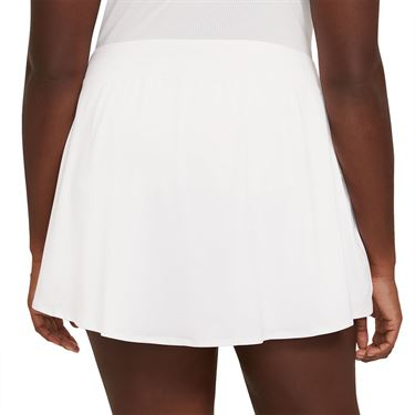 Nike Court Victory Skirt Extended/Plus Size Womens White/Black DB6477 100