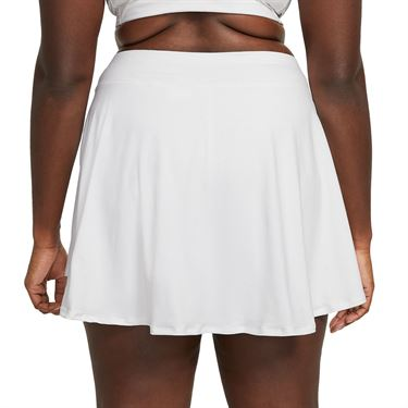 Nike Court Victory Skirt Extended/Plus Size Womens White/Black DB6604 100