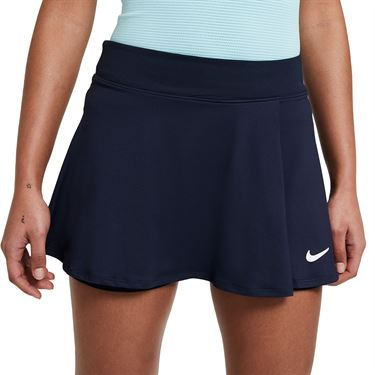 Nike Court Victory Skirt Extended/Plus Size Womens Obsidian/White DB6604 451