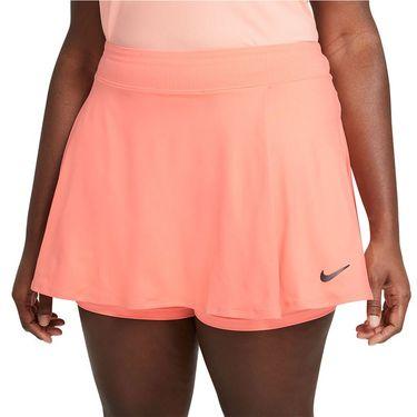 Nike Court Victory Skirt Plus Size Womens Crimson Bliss/Black DB6604 693
