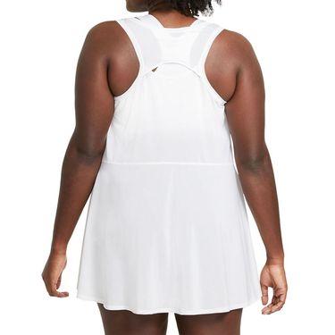 Nike Court Advantage Dress Plus Size Womens White/Black DB6630 100