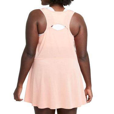 Nike Court Advantage Dress Plus Size Womens Crimson Bliss/Black DB6630 693