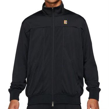 Nike Court Full Zip Jacket Mens Black DC0620 010