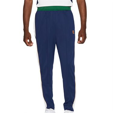 Nike Court Jogger Pant Mens Binary Blue/Gorge Green/White DC0621 429