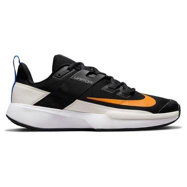 Nike Court Vapor Lite Mens Tennis Shoe Black/Sunset/Light Bone/White DC3432 001