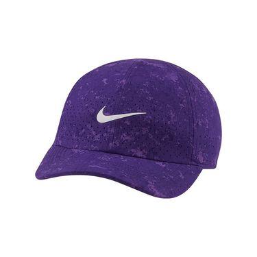 Nike Court Advantage Hat - Purple