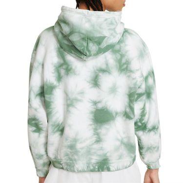 Nike Court Hoodie Womens White/Steam DC7447 101
