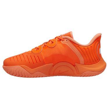 Nike Court Air Zoom GP Turbo Naomi Osaka Womens Tennis Shoe Total Orange/White/Orange Pulse DC9164 800