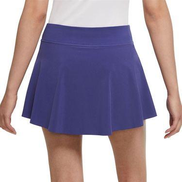 Nike Club Skirt Womens Dark Purple Dust DD0341 510