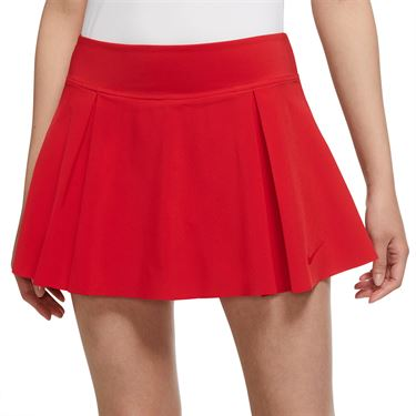 Nike Club Skirt Extended/Plus Size Womens University Red DD0343 657