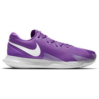 Nike Court Zoom Vapor Cage 4 Rafa Mens Tennis Shoe Wild Berry/White/Elemental Pink DD1579 524