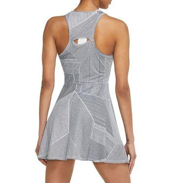 Nike Court Dri Fit Advantage Dress Womens White/Black D2744 100