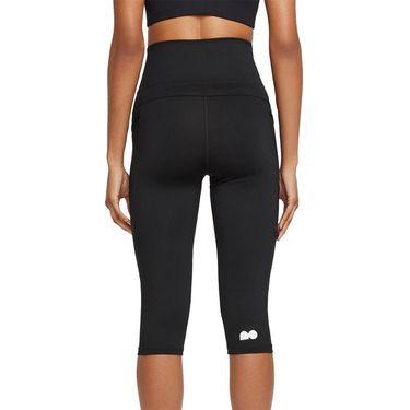 Nike Naomi Osaka Legging Womens Black/White DD9312 010