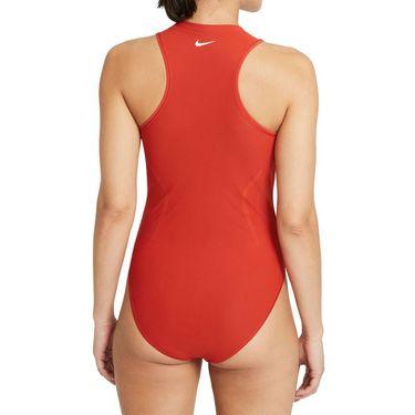 Nike Naomi Osaka Top Womens Cinnabar/White DD9323 671
